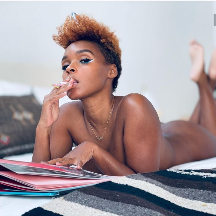 Janelle Monae poses in her birthday suit to mark her birthday (+18 photos)