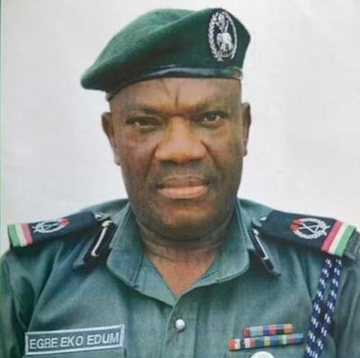 Assistant Commissioner of Police hacked to death in Calabar