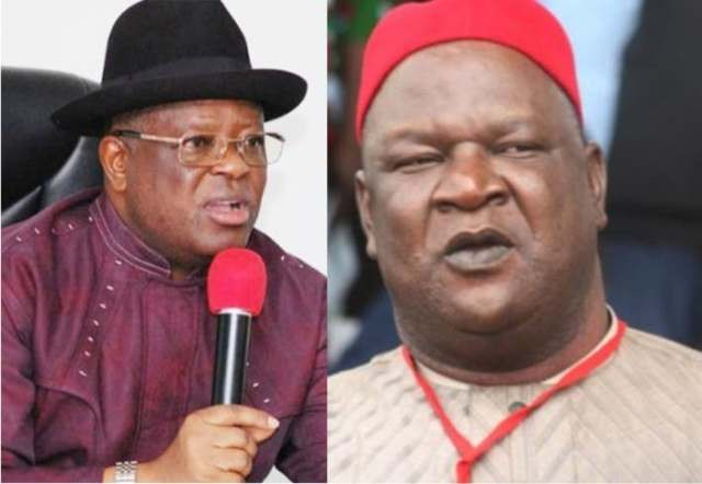Governor Umahi sacks all political appointees from former AGF, Anyim?s local government