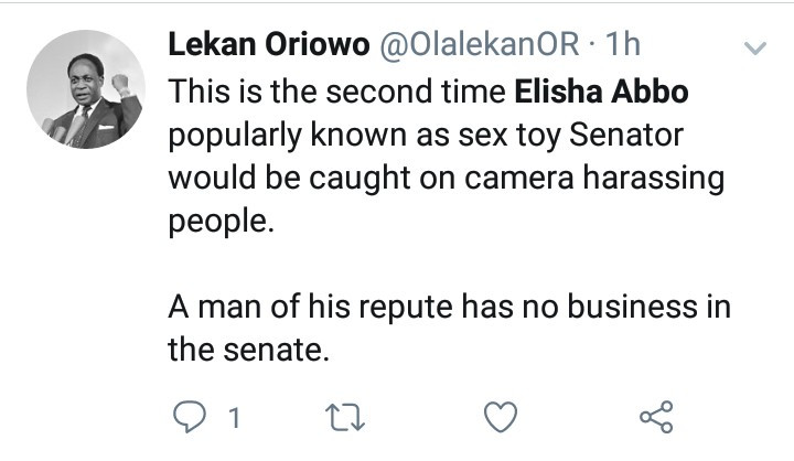 5fc91367dd9af Senator Elisha Abbo captured again slapping a young man repeatedly in his hometown (video)