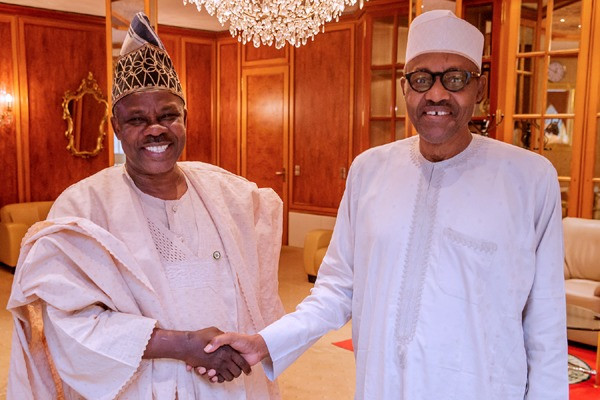 Presidency dismisses report Ogun state government paid N12m into President Buhari