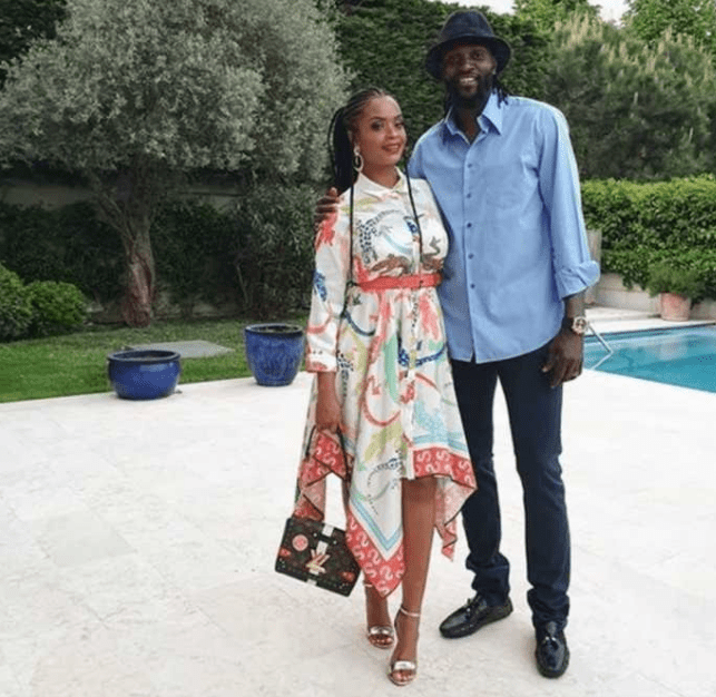 Emmanuel Adebayor accuses ex-girlfriend Dillish Mathews of being a liar and cheat as he narrates what she allegedly did when they were together