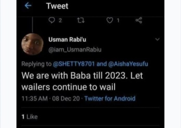 Nigerians react after man who hailed President Buhari a few days ago calls  for his immediate resignation after his brothers were kidnapped in the Katsina  school attack – Aliufastnet