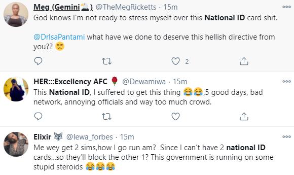 Nigerians react to FG