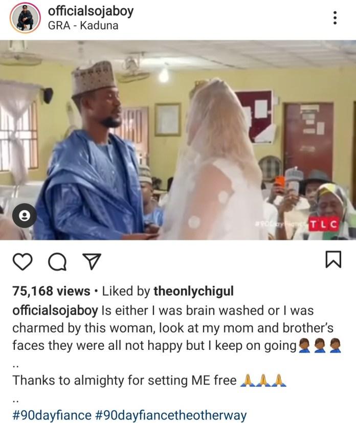 """I was charmed"" Nigeria"