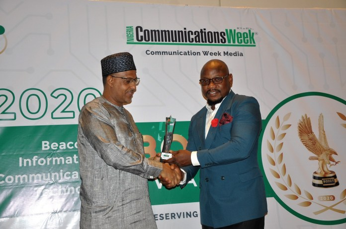 Spectranet 4G LTE Shines at BoICT 2020 awards  ...Wins Best 4G LTE Internet Service Provider of the year
