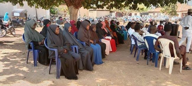 Muslims visit church in Nasarawa to celebrate Christmas with Christians