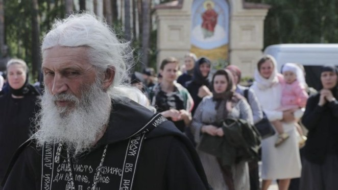 Russia police arrest controversial priest, Father Sergiy who told followers to kill themselves and disobey social distancing and facemask orders