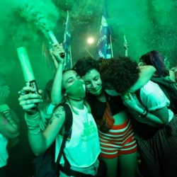 Argentine Senate approves a historic bill to legalise abortion
