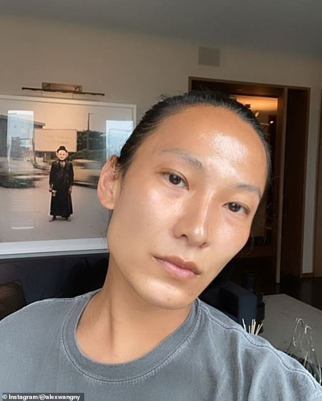 Text message exchanges between Alexander Wang and male model who accused him of sexual assault released