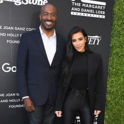 Quick rumour: Kim Kardashian said to be dating CNN staff, Van Jones while awaiting divorce from Kanye West