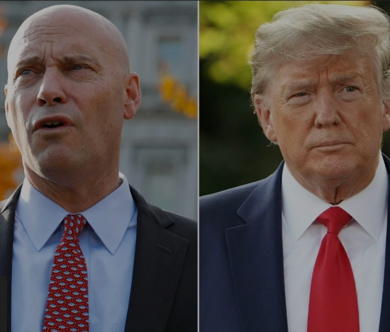 Donald Trump bans Mike Pence's Chief of Staff, Marc Short from White House
