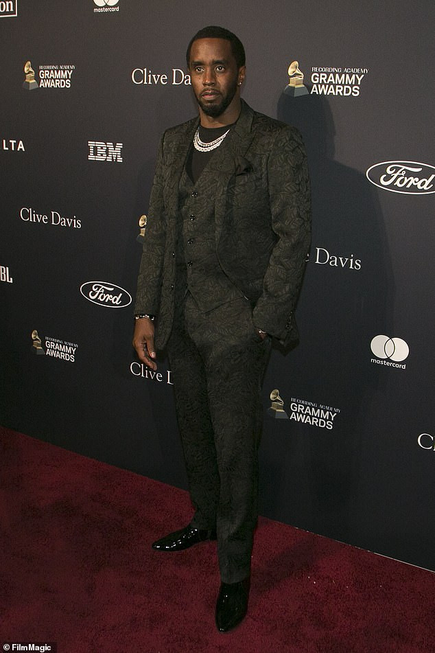 Diddy's L.A. home hit by burglars