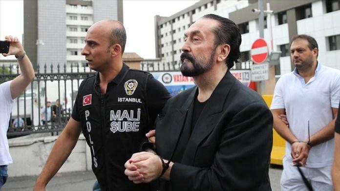 Turkish religious cult leader, Adnan Oktar, 64, jailed for 1,075 years for sex crimes