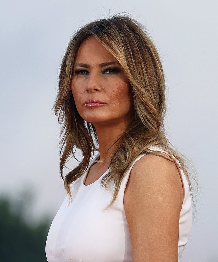 Melania Trump breaks silence after Capitol riots to mourn lost lives and condemn the attack but doesn