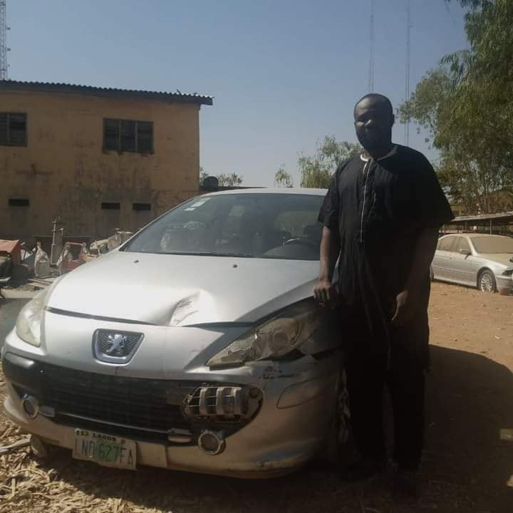 Ex-convict who killed a man in 2015, arrested in Adamawa for attacking drivers and snatching their vehicles