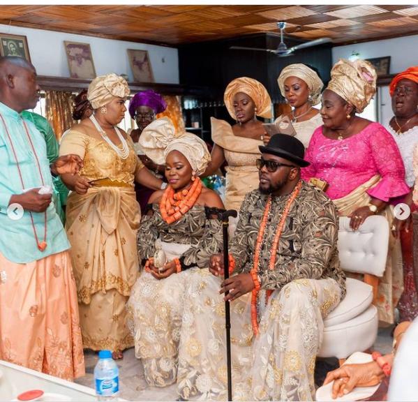 Singer Omawumi and hubby, Tosin Yusuf, celebrate their 3rd wedding anniversary