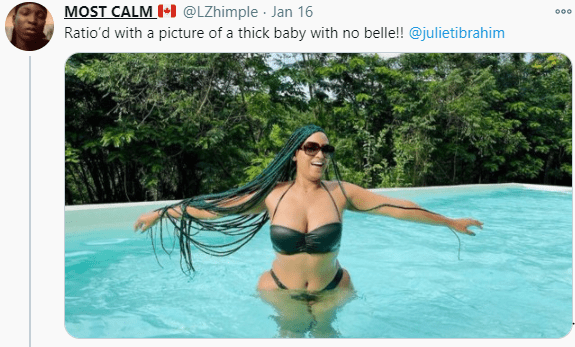 Stop making women feel less beautiful when they don?t look like your favorite celebrities - Juliet Ibrahim