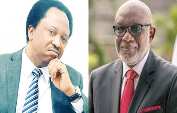 The sins of a criminal few should not affect the law abiding and peaceful ones - Shehu Sani tells Governor Akeredolu over ultimatum to herders
