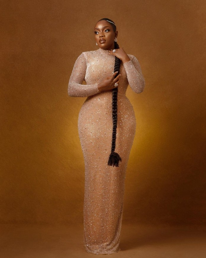 Actress Bisola Aiyeola releases stunning photos to celebrate turning 35 today