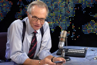 Larry King dies at 87 weeks after testing positive for COVID-19