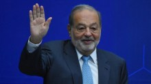 Latin America's richest man, Carlos Slim, tests positive for COVID-19