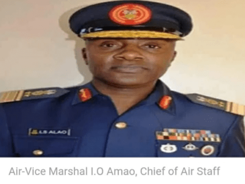 Meet the new service chiefs (photos)