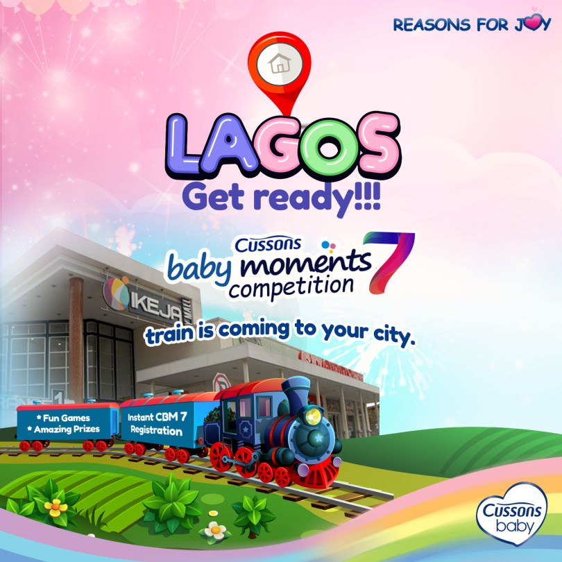 The Countdown is on! Two weeks before entry closes for the Cussons Baby Moments Season 7 Competition!