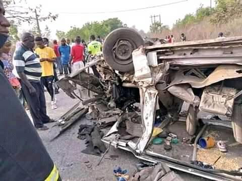 Four ceramic company staff die in Kogi road crash