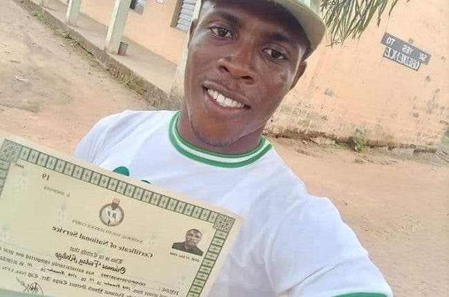 Engineering graduate drowns in a river 3 months after completing youth service