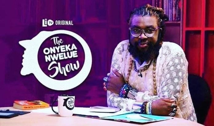 The Onyeka Nwelue Show is back!