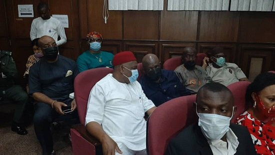 Alleged financial fraud: Court shifts retrial of Senate chief whip, Orji Uzor Kalu, till June 2021
