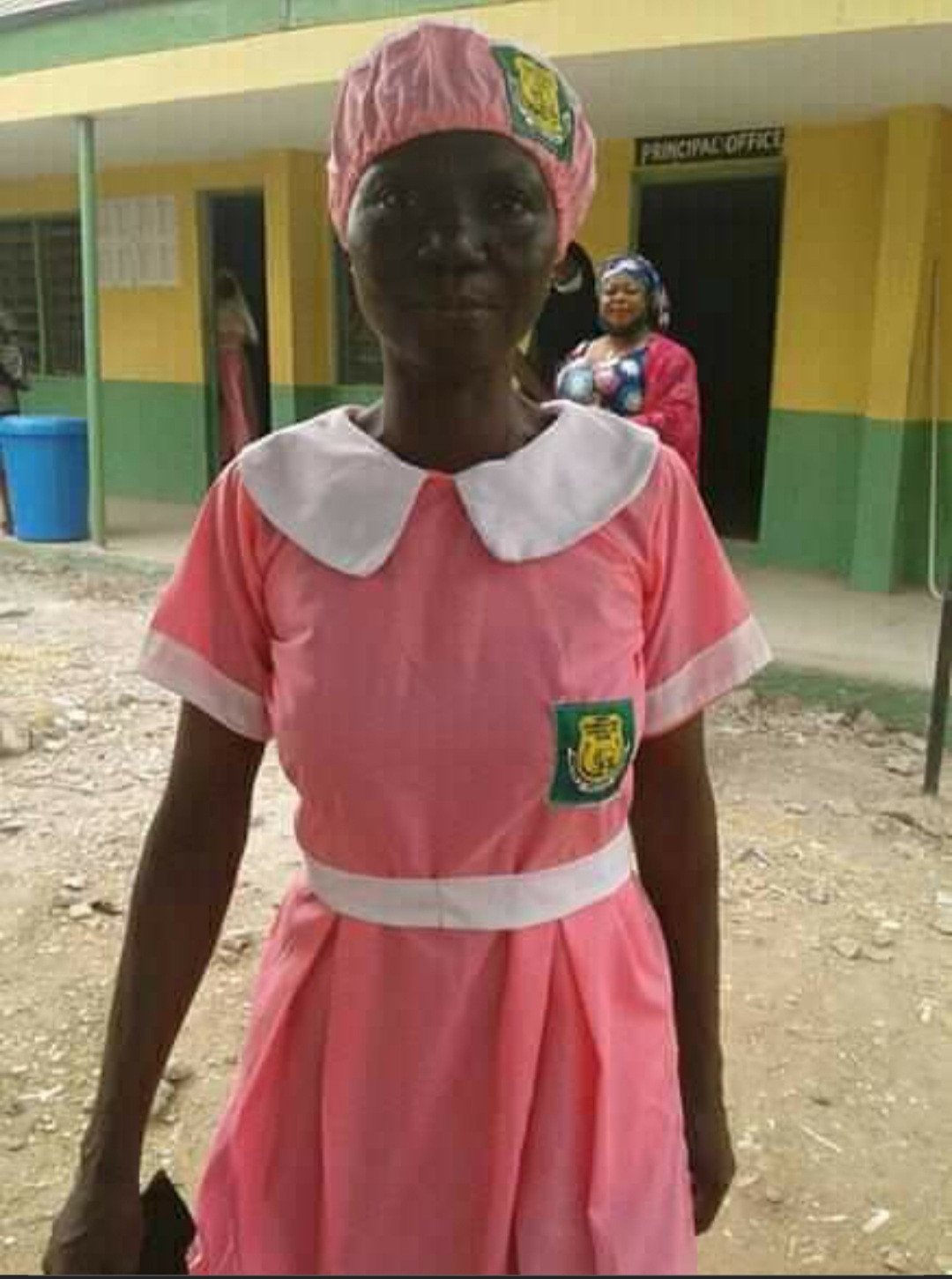 50-year-old mother enrols in JSS2 at Ilorin Grammar School