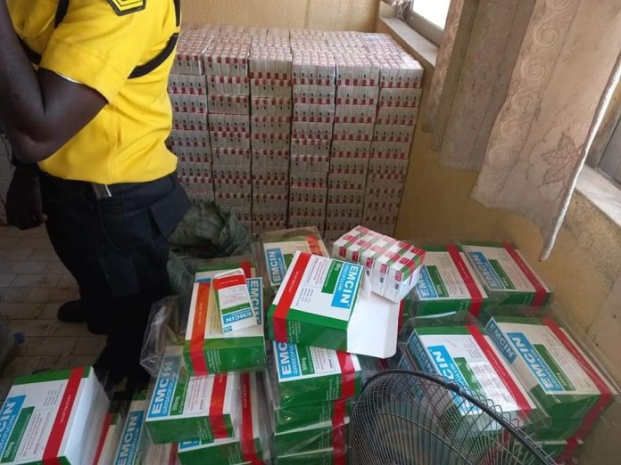 Kano State Govt confiscates fake and expired drugs worth N200m