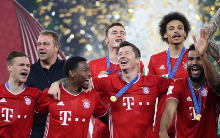 Bayern Munich win Club World Cup, matching Barcelona