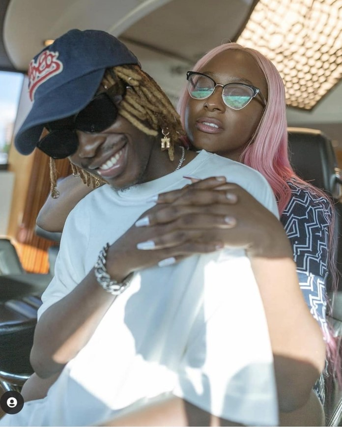 DJ Cuppy and Fireboy spark relationship rumors with intimate photos