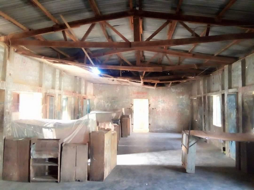 See the deplorable state of Government Science Secondary school Niger state where 27 students were abducted today (photos)