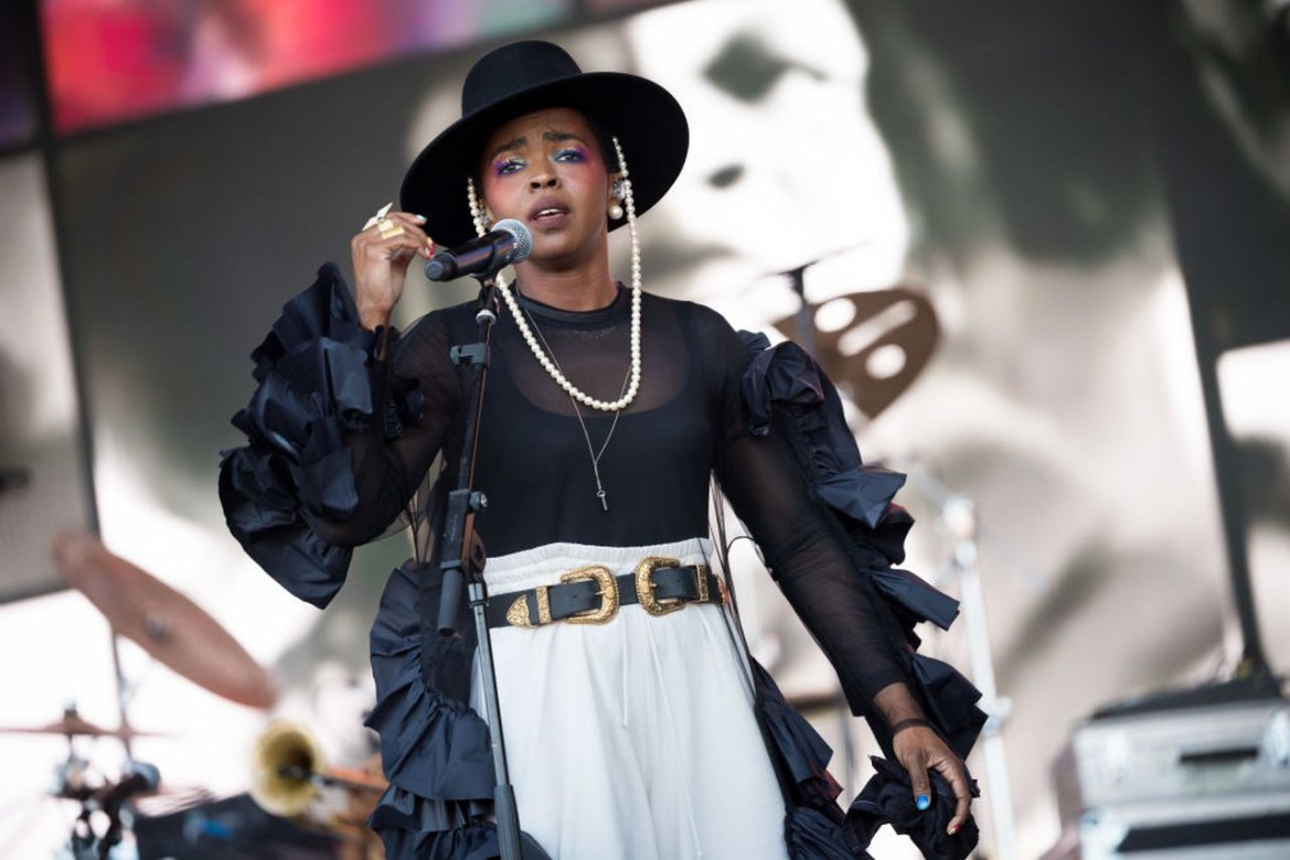 Image result for Lauryn Hill becomes the first female rapper to sell 10 million copies of an album