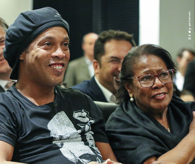 Football star, Ronaldinho?s mother dies aged 71 after contracting Covid-19