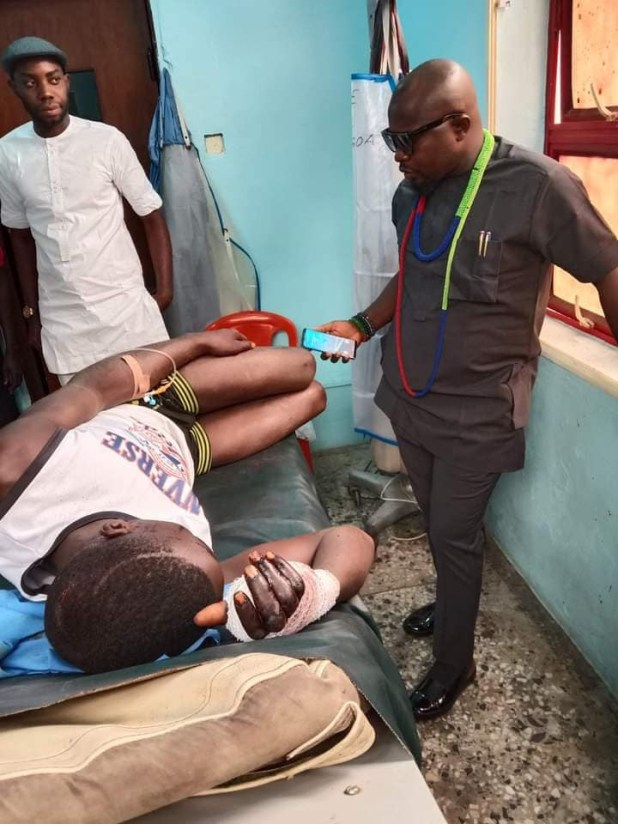 Suspected Fulani herdsman attacks 18-year-old boy and his father over missing cow in Bayelsa