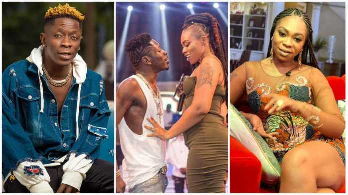 I wasted my youthful age with him ? Shatta Wale