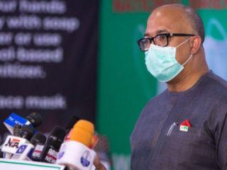 New variant of COVID19 is in Nigeria - NCDC boss, Chikwe Ihekweazu says