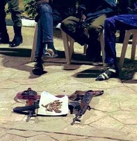 Repentant bandits surrender their arms in Zamfara (photos)