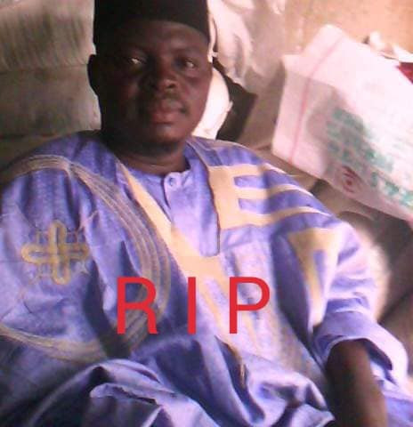Photos of businessman killed in Boko Haram attack in Maiduguri