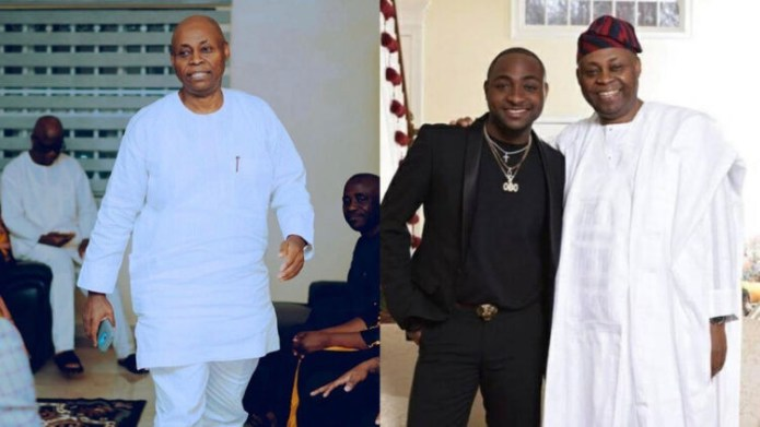 My dad used to work at a fast-food restaurant in US before he became wealthy - Davido reveals (Video)