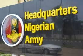 Fire outbreak at the Nigerian Army Headquaters