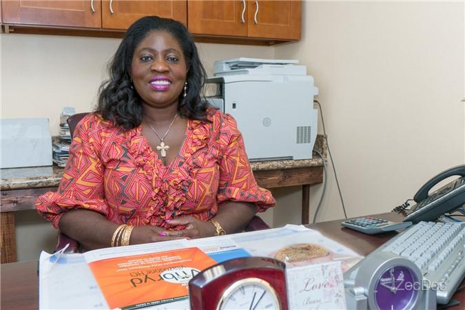 Njide Okonjo-Udochi, sister to Ngozi Okonjo-Iweala, becomes first black female to emerge
