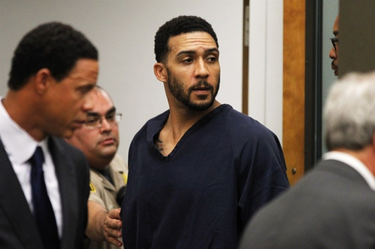 Ex-NFL player,  Kellen Winslow II jailed for 14-years for rape and assault