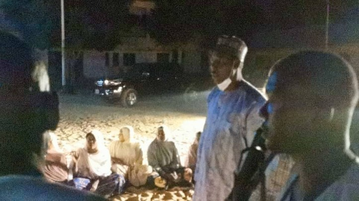 Fake Internally Displaced Persons discovered in Borno camp (photos)