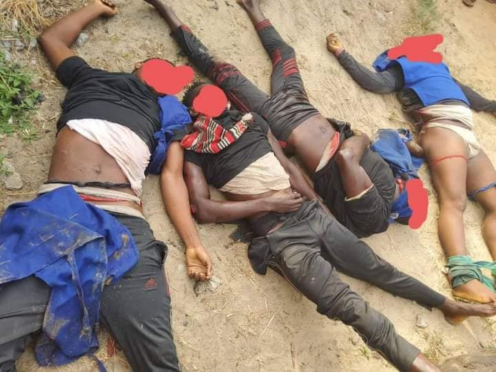 Four suspected sea pirates killed in gun battle with Marine Police in Akwa Ibom